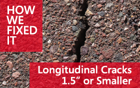 Longitudinal Cracking