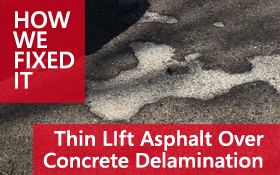 Thin Lift Asphalt